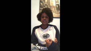 Penn State Cheer Tryout Video