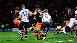 ADAM REACH! The build-up and finish to Wednesday's late equaliser v Preston