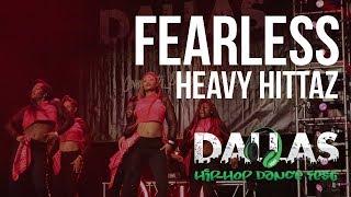 Fearless Heavy Hittaz | Dallas Hip-Hop Dance Fest | #DHDF2018