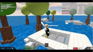 The drama of dlv and harry in roblox part 1