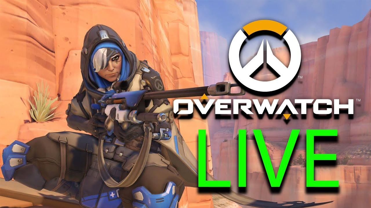 Overwatch Streams