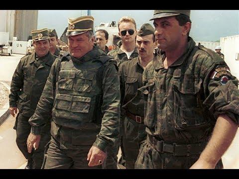 Геноцид мусульман в Сребренице: чем закончилось дело Ратко Младича