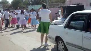 Ejido Lequeitio, Coahuila. Desfile 2009. Parte 2