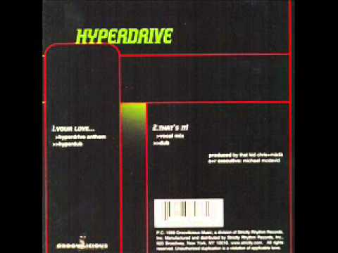 Hyperdrive - That's It!