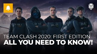 Team Clash 2020: First Edition - All you need to know!