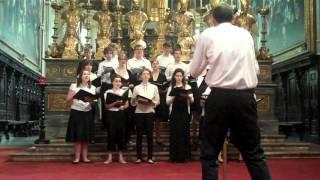 William Mathias: Make a joyful noise (Jubilate Deo), op. 26/2