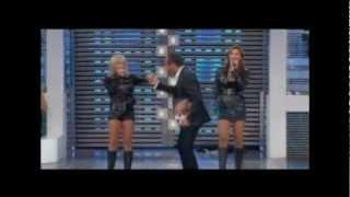 Sabrina Salerno Vs Samantha Fox - Call Me/Interview (Live in Rai Extra 22.10.2010)