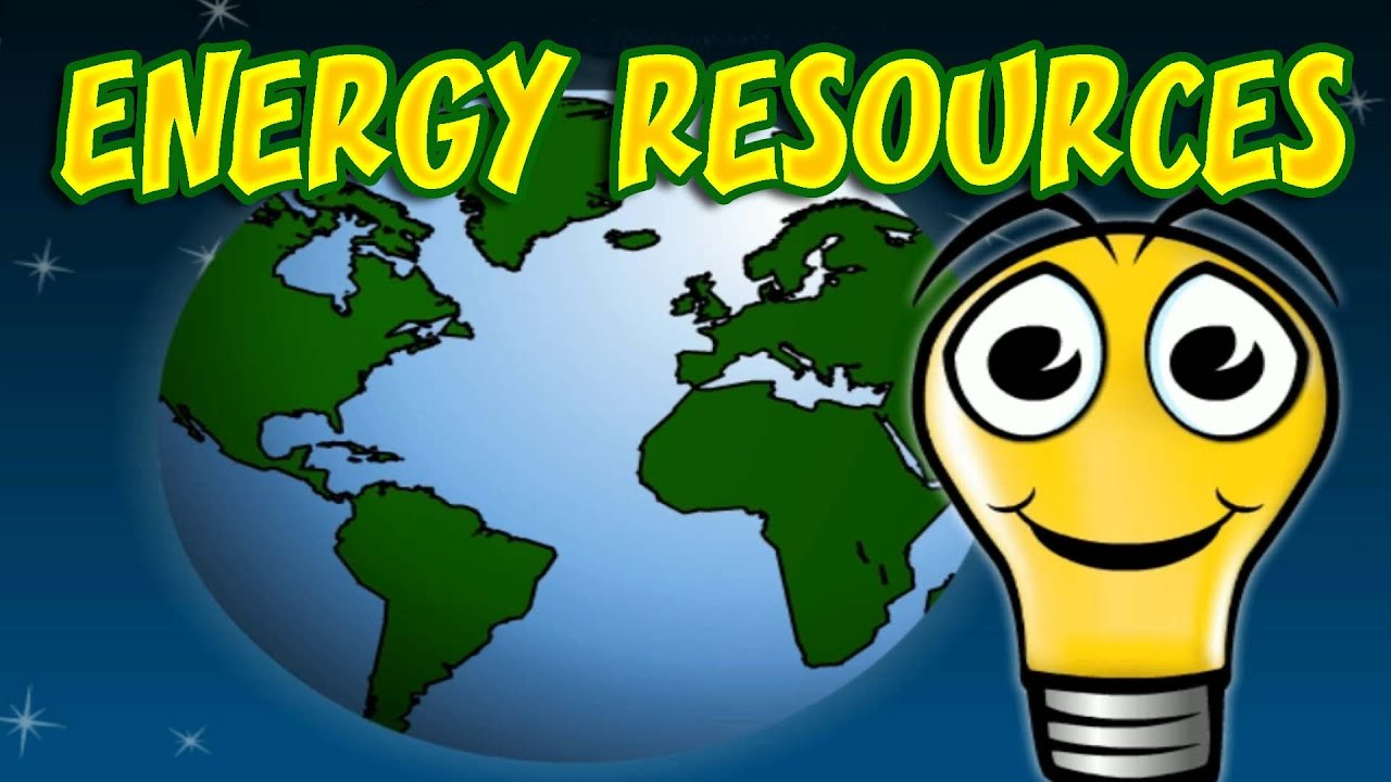 Different Sources Of Energy Using Energy Responsibly Educational Video For Kids