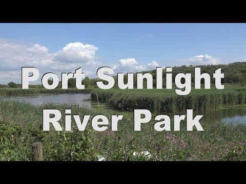 Port Sunlight River Park - Wirral Merseyside UK