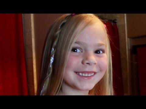 Toddler Hair 101 - YouTube