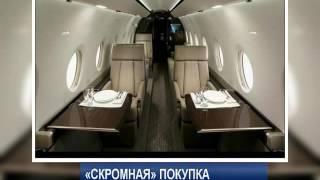 Роналду купил самолет
