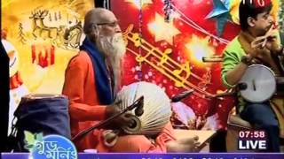 Hrid majhare rakhbo-Traditional baul song by Sahajiya Folk Band