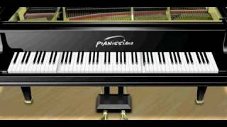 Silent Hill Shattered Memories - Acceptance - Piano Tutorial + Music Sheet + MIDI + MP3