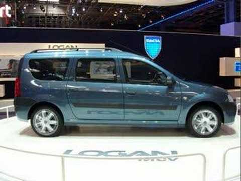 dacia logan mcv break tuning youtube. Black Bedroom Furniture Sets. Home Design Ideas
