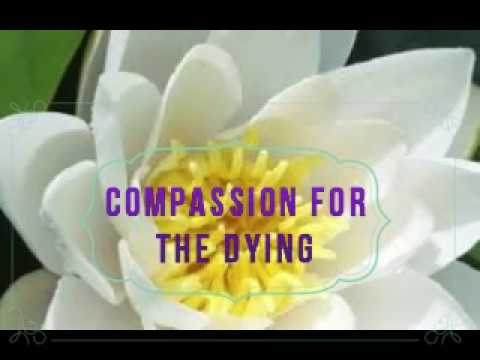 COMPASSION FOR THE DYING - TIBETAN BOOK OF LIVING AND DYING - PART SIX - audiobook - lomakayu