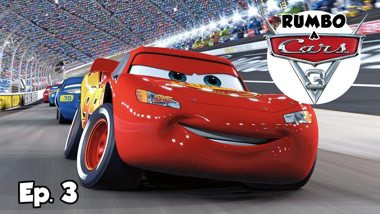 Rumbo a cars 3 con rayo mcqueen episodio 3 historias con - Cars en juguetes ...