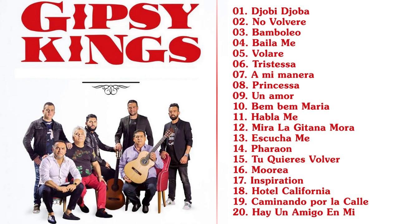 Gipsy Kings Greatest Hits 2020 Gipsy Kings éxitos De Colección Youtube