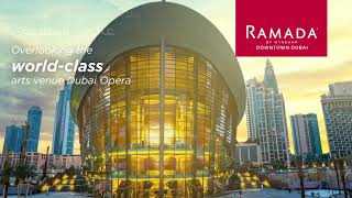 Ramada Downtown Dubai in highly sought after location