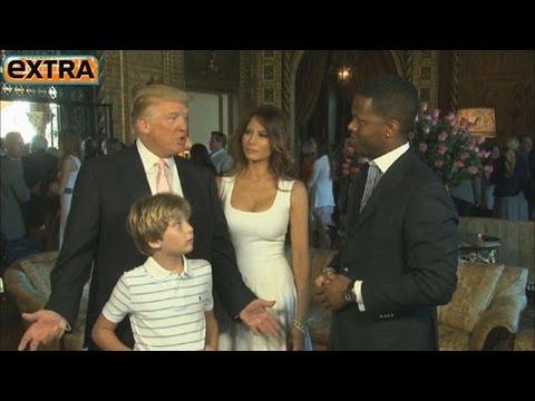 Donald Trump Kicks Off the Trump Invitational