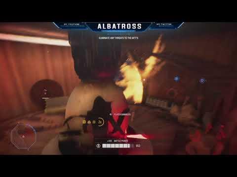 26 Kylo Ren killstreak on Kashyyyk Star Wars Battlefront: 2