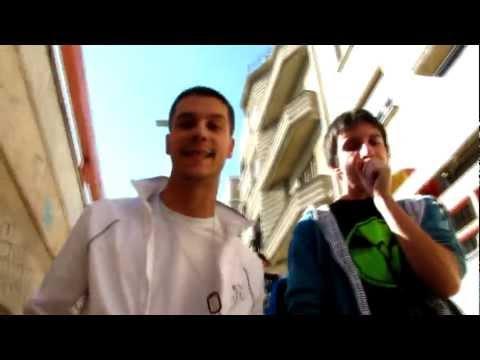 Grashoper - Pijacni freestyle 2012 HD