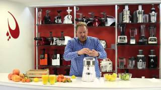Omega Professional Citrus Juicer - Product Overview