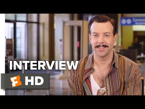 Masterminds Interview - Jason Sudeikis (2016) - Heist Movie