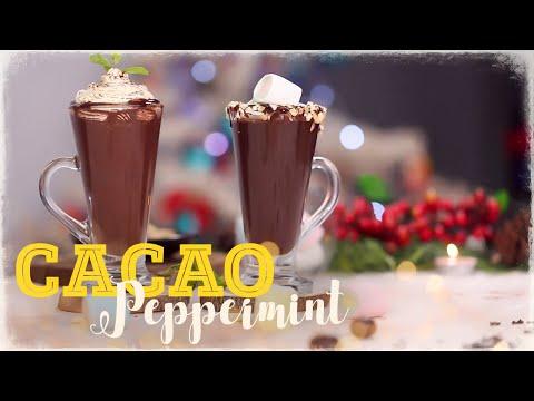 Cách làm Cacao Bạc hà (Peppermint Cocoa) ấm ngọt cho mùa đông| Hướng Nghiệp Á Âu