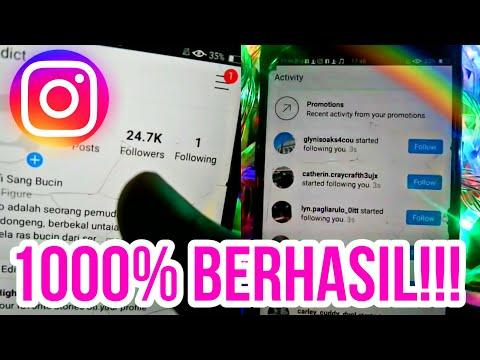 Terungkap Cara Menambah Followers Instagram Instan