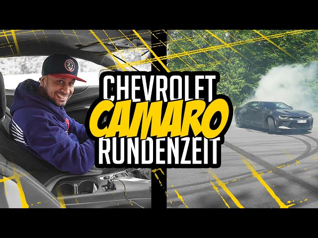 JP Performance - Chevrolet Camaro Rundenzeit!   LaSiSe