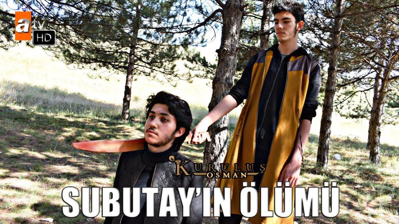 Osman, Subutay'ın Kellesini Aldı - Kuruluş Osman Parodi