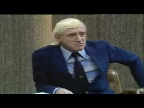 "Jimmy Savile: ""The Forces Of Darkness Are At Work..."""