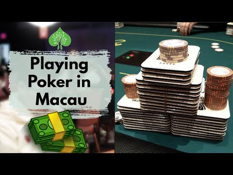 How I Started Playing Poker in Macau - Never Before Shared Story