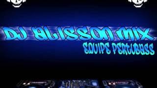 Dj Alisson Mix Ft Mc Baby - Novinha Ingenua 2013