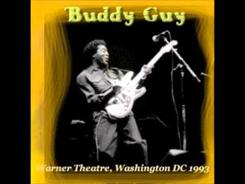 Buddy Guy  - Warner Theatre, Washington DC 1993