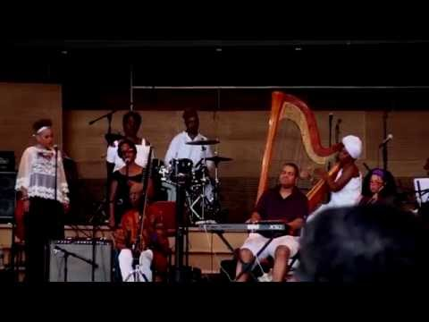 Phil Cohran Solstice Concert Millennium Park Chicago 6/20/16