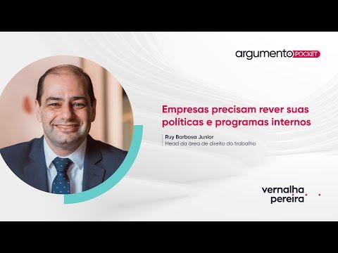 Empresas precisam rever suas políticas e programas internos | Argumento Pocket 23