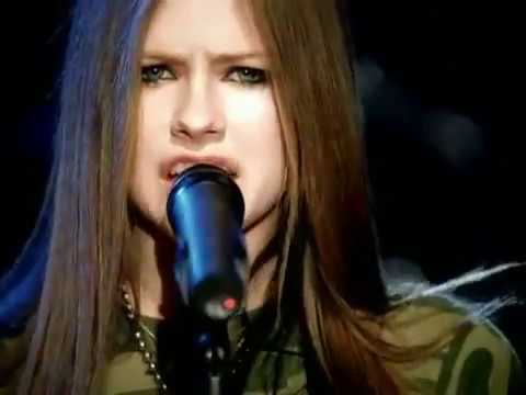 Avril Lavigne  Losing Grip Reversed