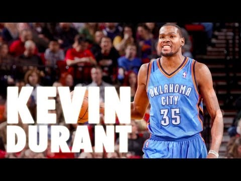 Kevin Durant: Mama Told Me ᴴᴰ