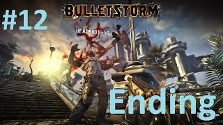 Bulletstorm Full Clip Edition Gameplay Walkthrough (Part 12) Ending   DEPARTURE!