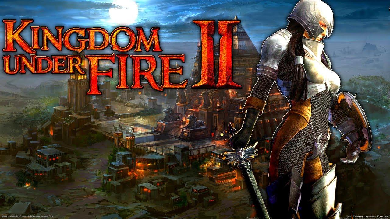 lvl 15-17 Mission Solo Kingdom Under Fire 2 Beta Gameplay FR HD