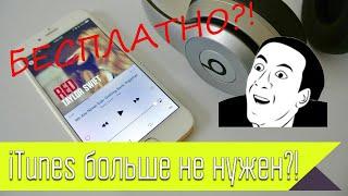 Как скачать музыку на Iphone бесплатно без пк