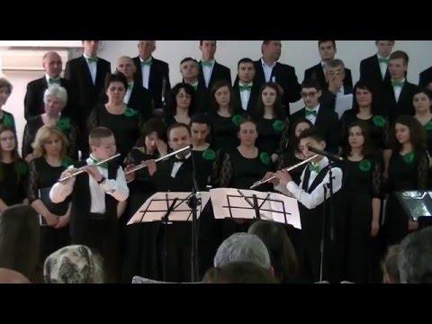 Recital cor AmaDeus   Roman, 16 aprilie 2016