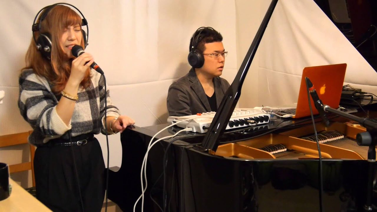 Jazz Standards Vocal Piano Duo 01 - On Green Dolphin Street -