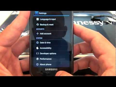 HOW TO INSTALL JELLY BEAN 4.1.1 & FREE WIFI TETHER ON YOUR SAMSUNG GALAXY S VIBRANT T-MOBILE