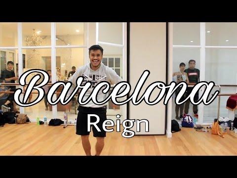 Ed Sheeran - Barcelona | Reign Choreography