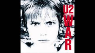 u2 - drowning man (audio)