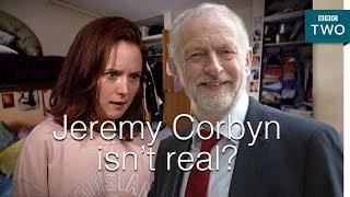 Students find out Jeremy Corbyn isn