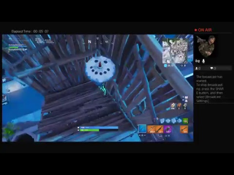 Download Fortnite with some kid