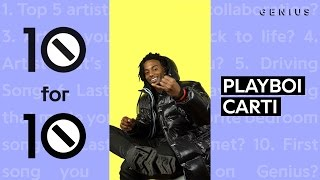 "Playboi Carti Was In The Studio When Frank Ocean's ""Nights"" Was Made 